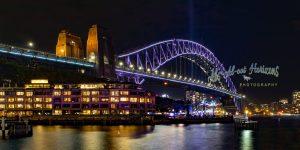 Sydney Harbour Vivid